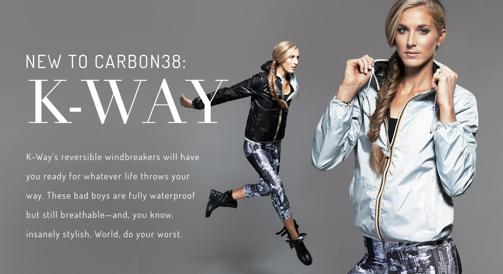 Carbon38 Kway