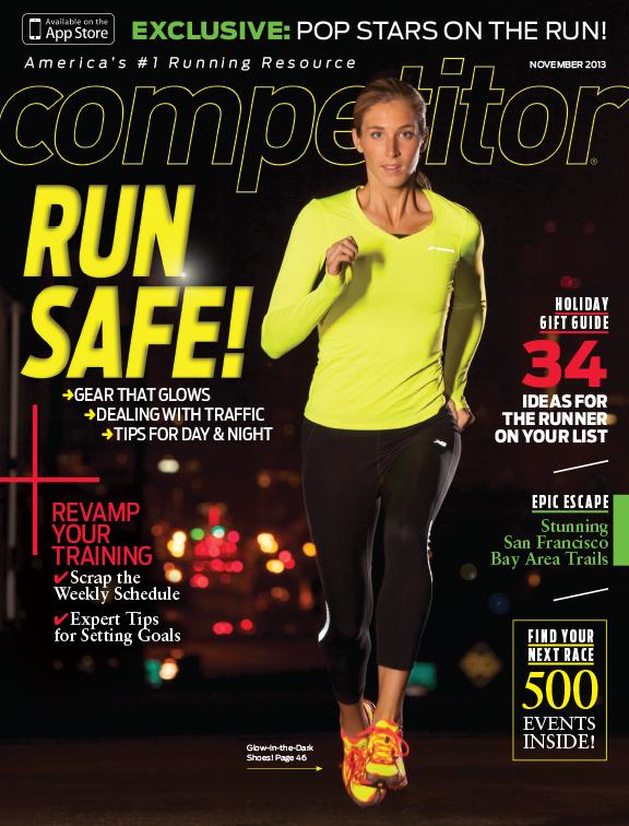 Competitor Magazine Nov. 2013