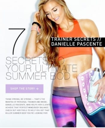 7 Secrets To Your Ultimate Summer Bod