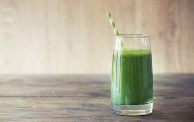 Easy Greens Smoothie Recipe