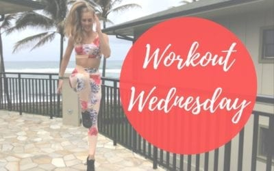 Workout Wednesday Lower Body HIIT