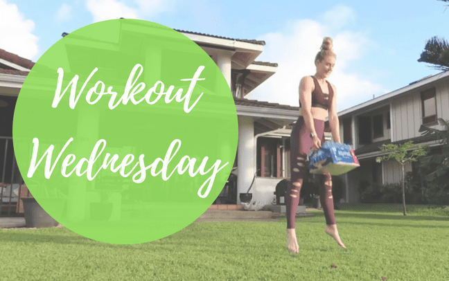 Workout Wednesday Water Flat Part 2