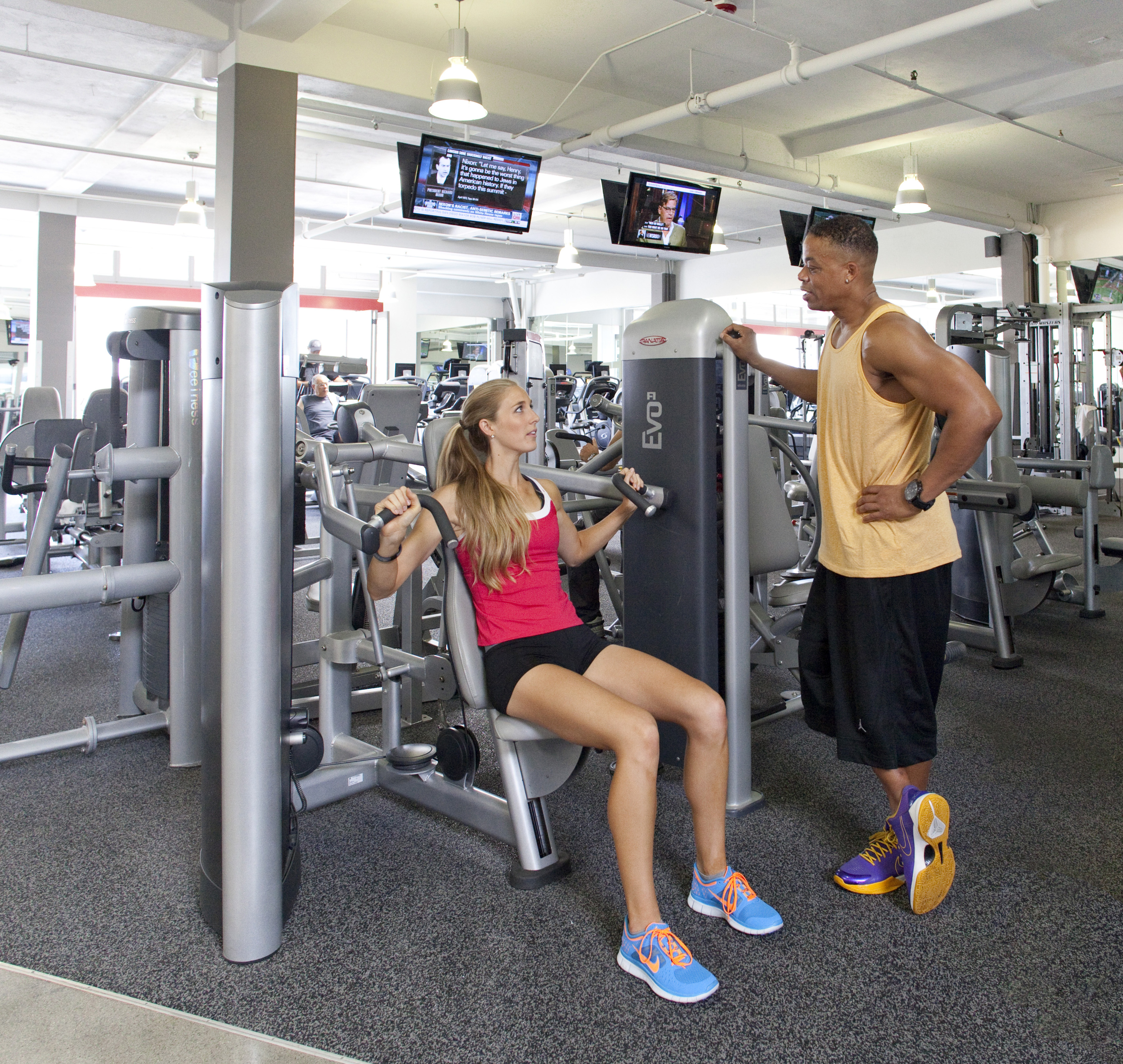 Burn Fitness personal training