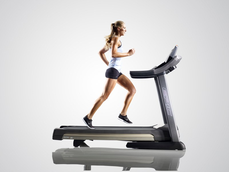 Epic Fit Treadmill