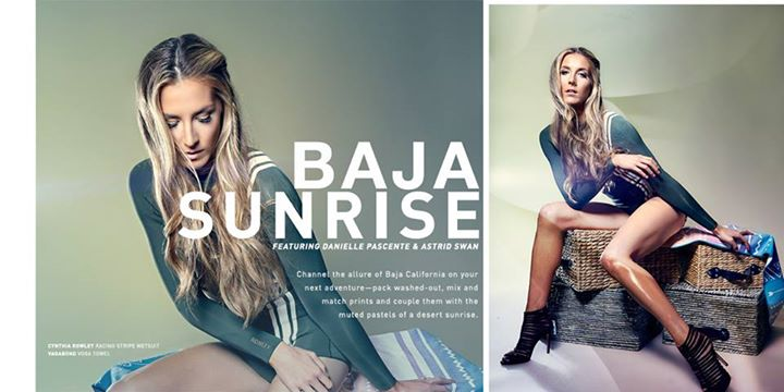 Baja Sunrise Editorial Carbon38