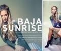 Baja Sunrise Editorial Carbon38