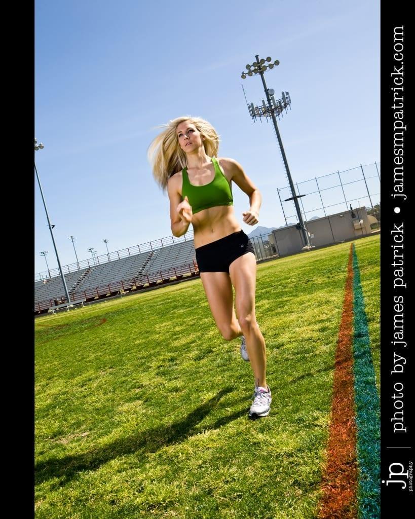Track Workout - Danielle Pascente